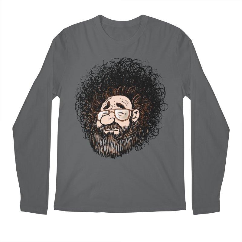 Self Portrait 2017 Men's Longsleeve T-Shirt by Magic Inkwell
