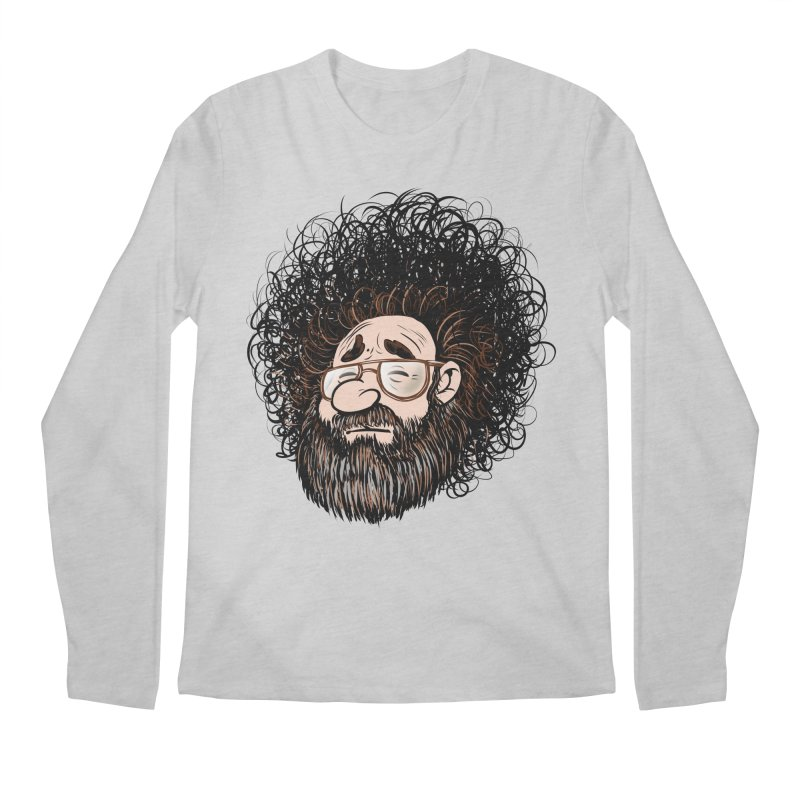 Self Portrait 2017 Men's Regular Longsleeve T-Shirt by Magic Inkwell