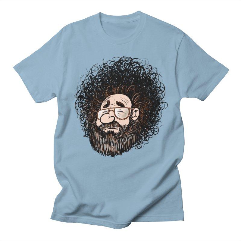 Self Portrait 2017 Men's Regular T-Shirt by Magic Inkwell