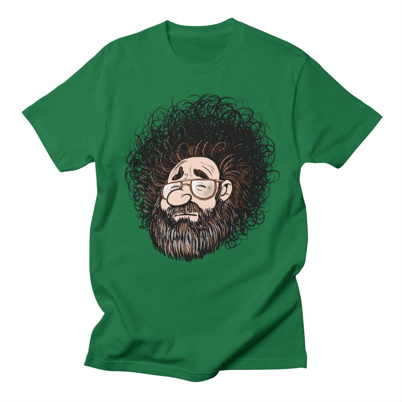 Self Portrait 2017 Men's T-Shirt by Magic Inkwell