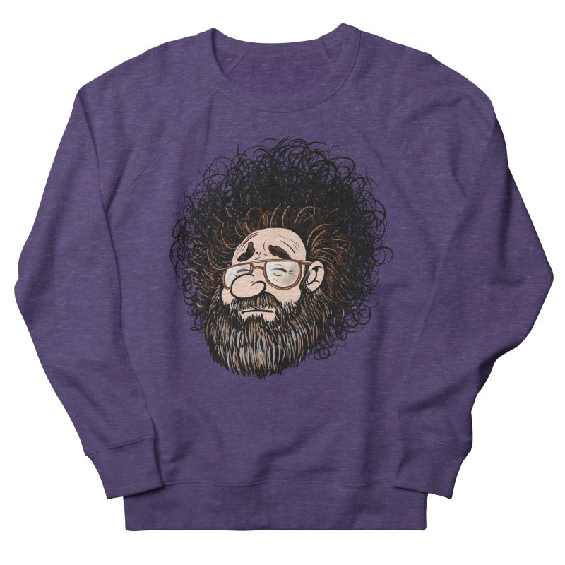 Self Portrait 2017 Men's French Terry Sweatshirt by Magic Inkwell