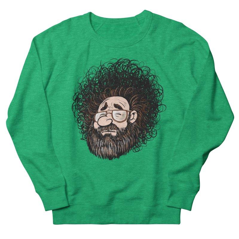 Self Portrait 2017 Men's Sweatshirt by Magic Inkwell