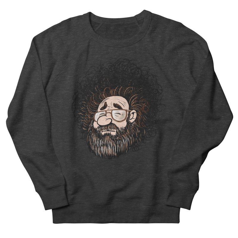 Self Portrait 2017 Men's French Terry Sweatshirt by Magic Inkwell
