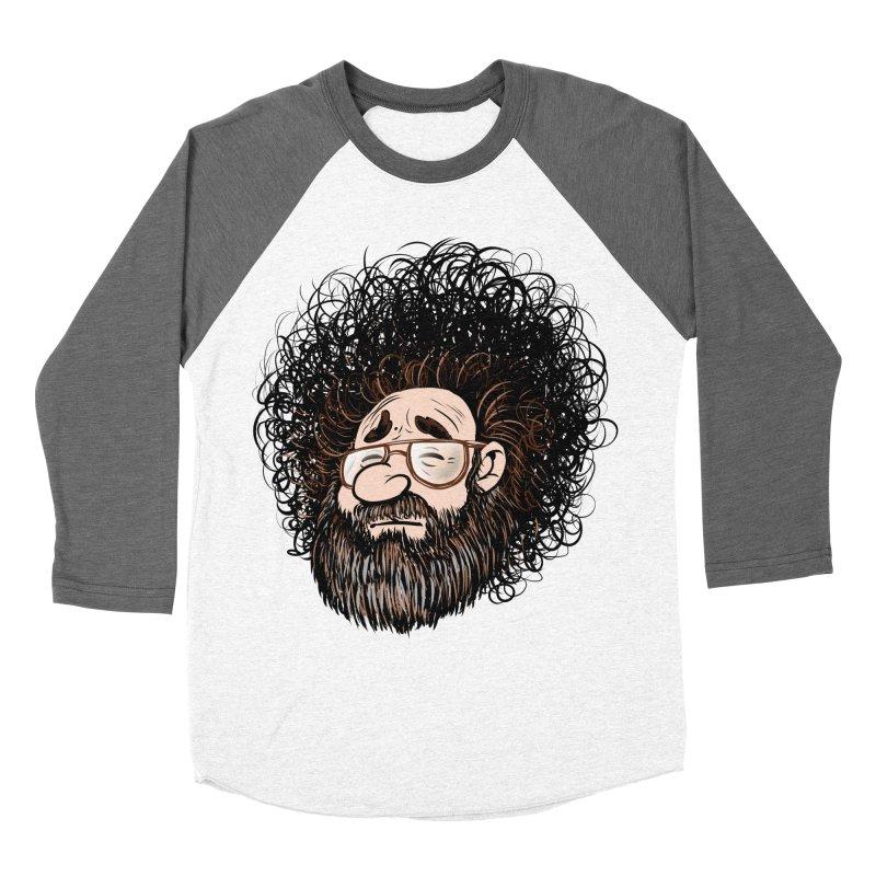 Self Portrait 2017 Men's Baseball Triblend T-Shirt by Magic Inkwell