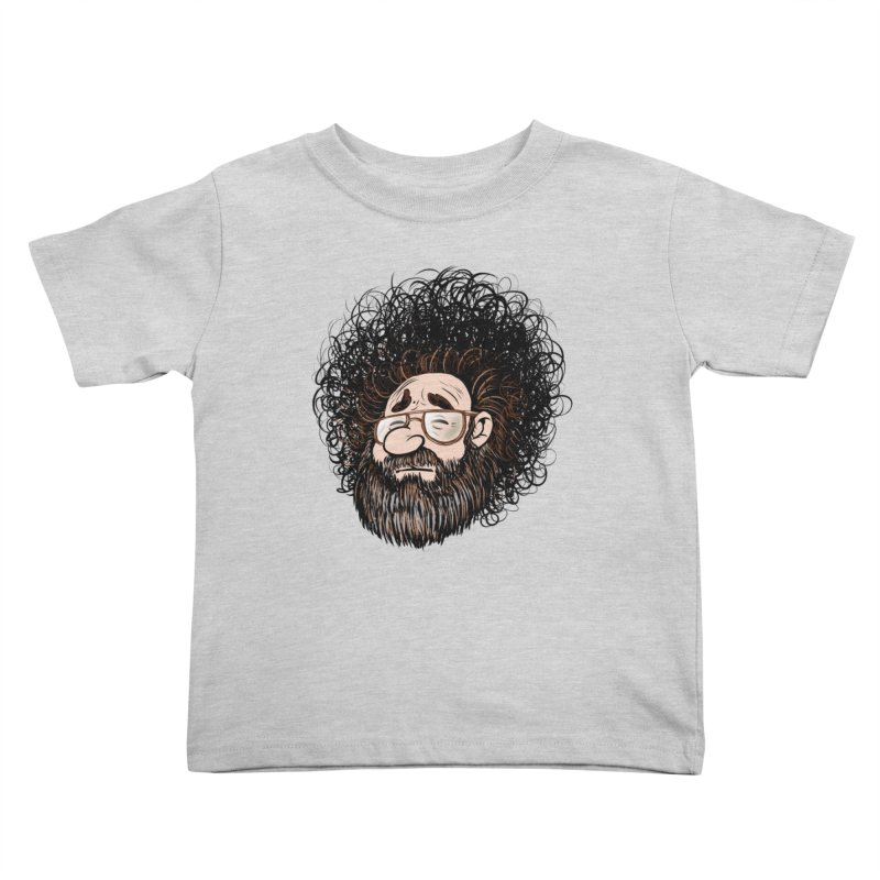 Self Portrait 2017 Kids Toddler T-Shirt by Magic Inkwell