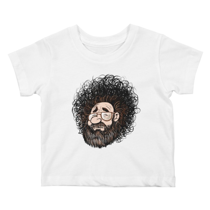 Self Portrait 2017 Kids Baby T-Shirt by Magic Inkwell