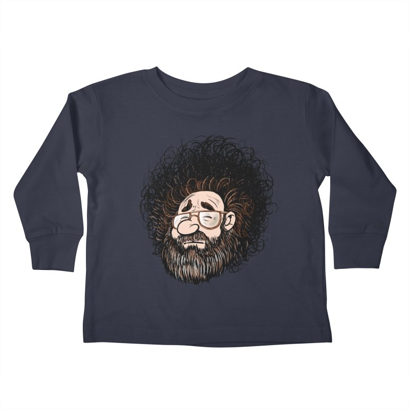 Self Portrait 2017 Kids Toddler Longsleeve T-Shirt by Magic Inkwell