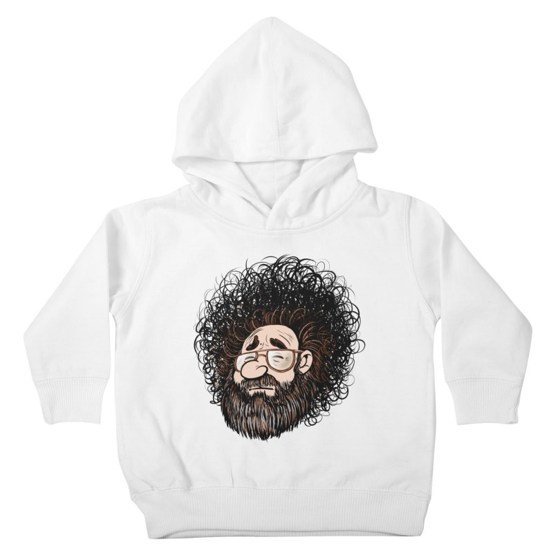 Self Portrait 2017 Kids Toddler Pullover Hoody by Magic Inkwell