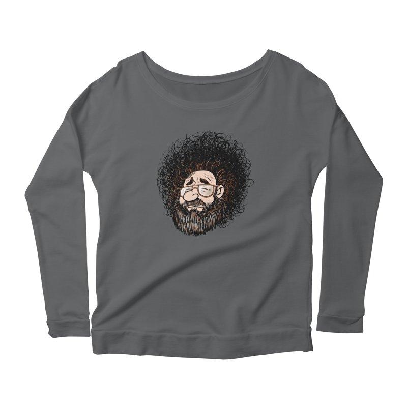 Self Portrait 2017 Women's Scoop Neck Longsleeve T-Shirt by Magic Inkwell