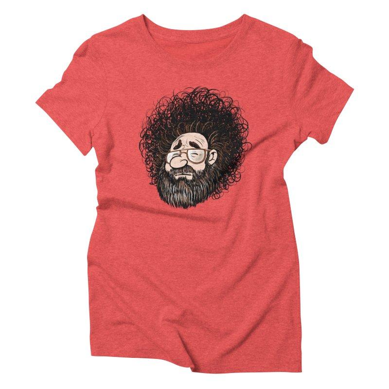 Self Portrait 2017 Women's Triblend T-Shirt by Magic Inkwell