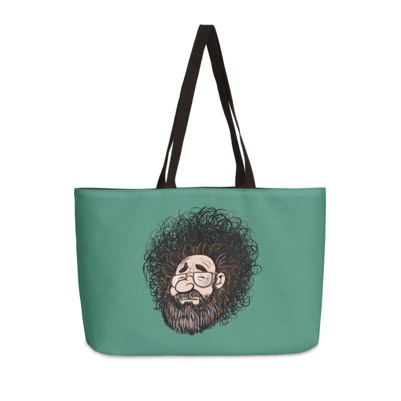 Self Portrait 2017 Accessories Weekender Bag Bag by Magic Inkwell