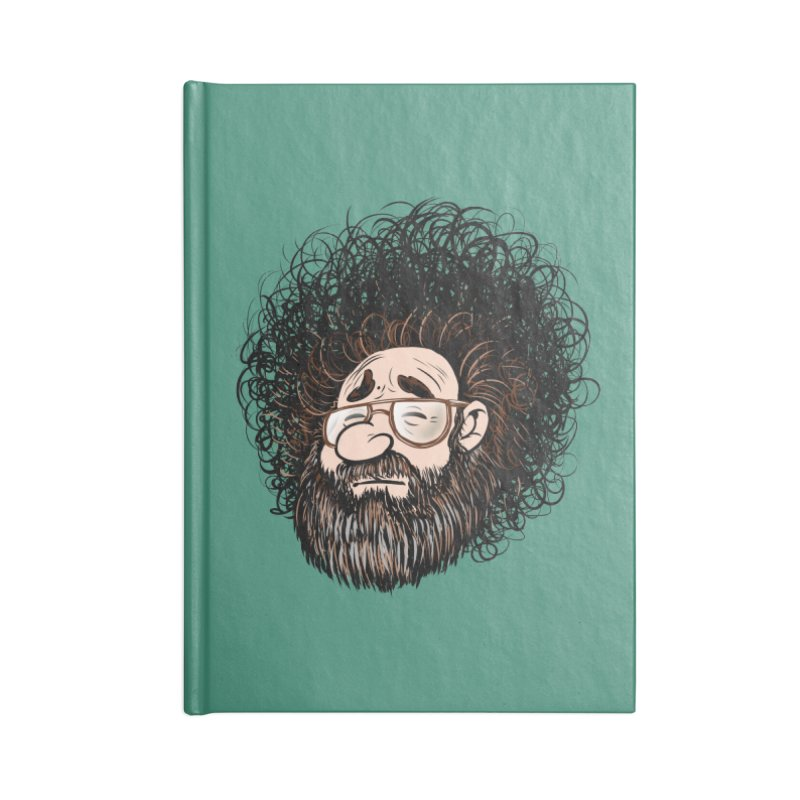 Self Portrait 2017 Accessories Notebook by Magic Inkwell