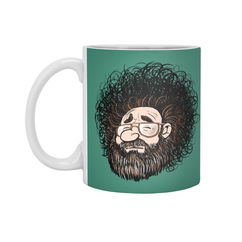 Self Portrait 2017 Accessories Standard Mug by Magic Inkwell