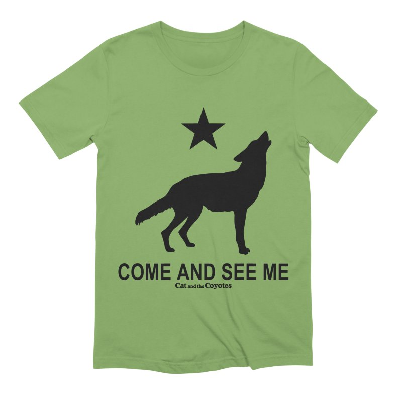 Come and See Me Tee Men's Extra Soft T-Shirt by Magic Inkwell