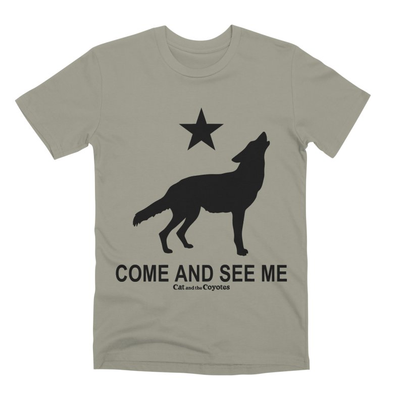 Come and See Me Tee Men's Premium T-Shirt by Magic Inkwell
