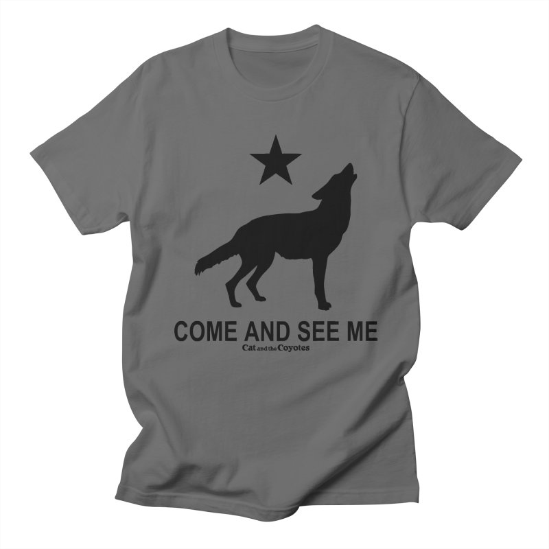 Come and See Me Tee Men's T-Shirt by Magic Inkwell