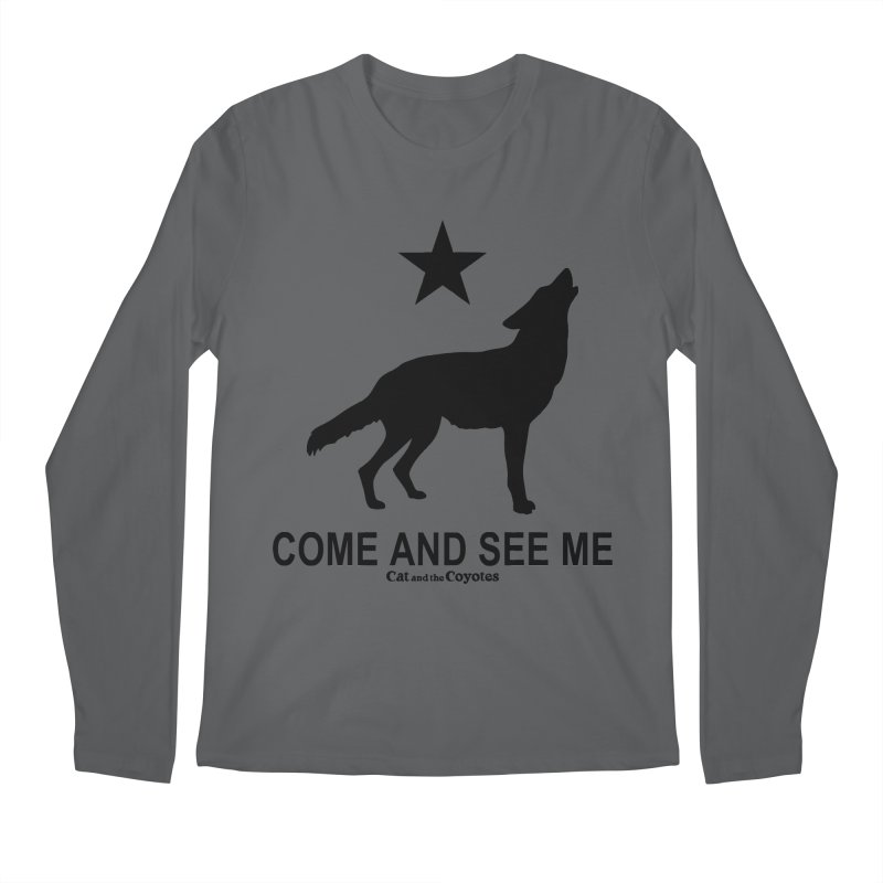 Come and See Me Tee Men's Longsleeve T-Shirt by Magic Inkwell