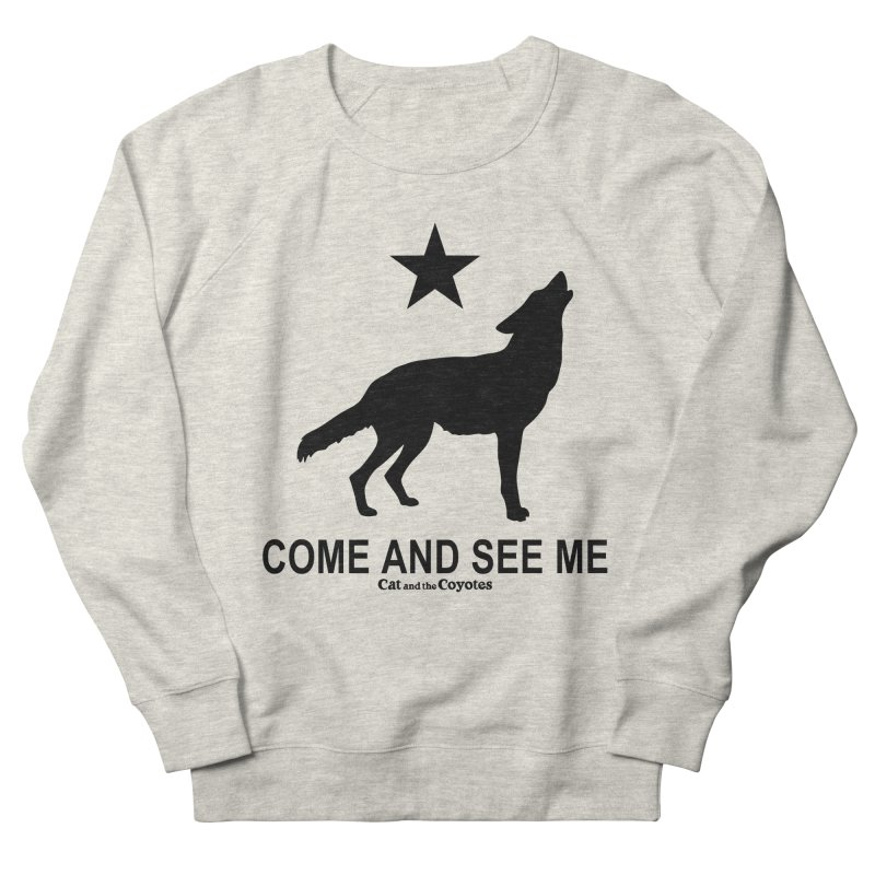 Come and See Me Tee Men's Sweatshirt by Magic Inkwell