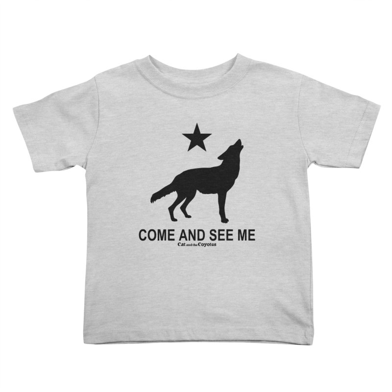 Come and See Me Tee Kids Toddler T-Shirt by Magic Inkwell