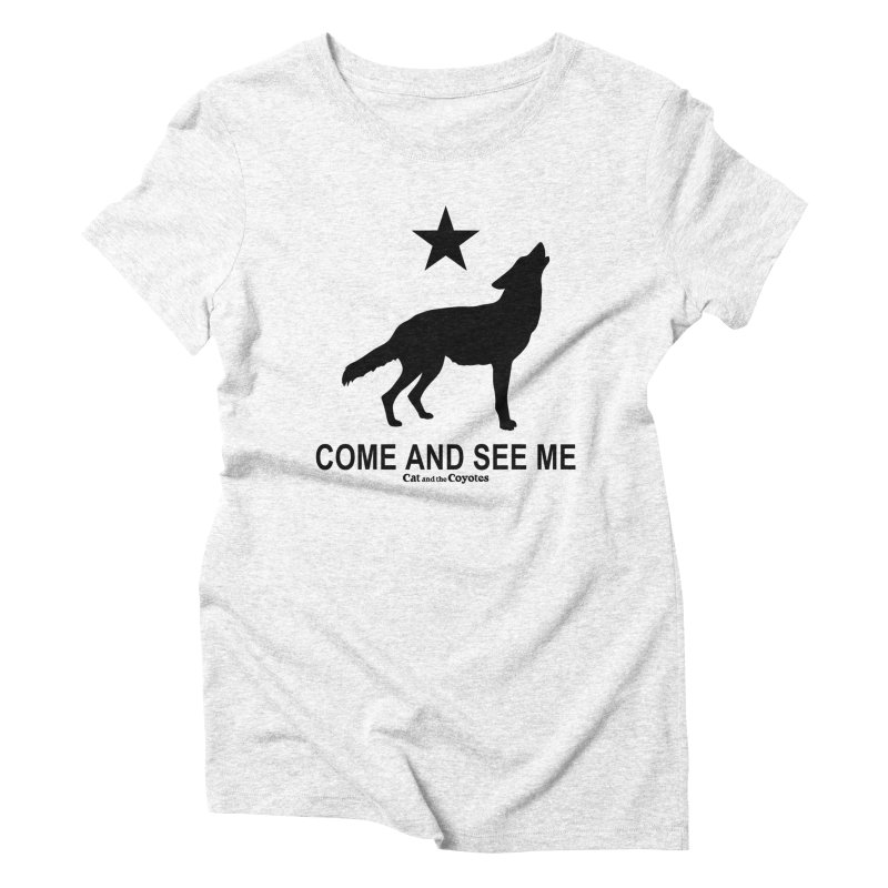 Come and See Me Tee   by Magic Inkwell