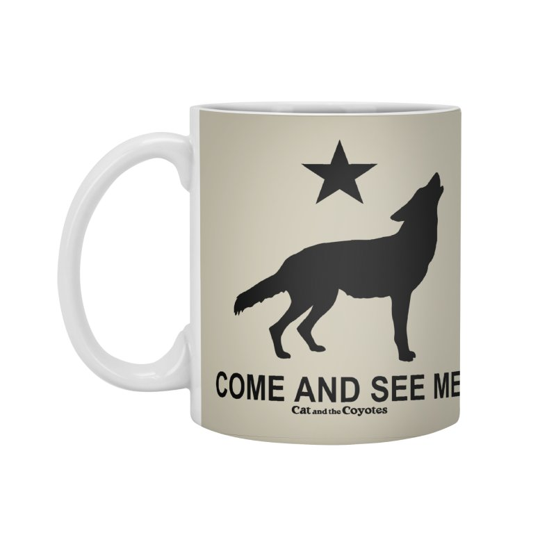 Come and See Me Tee Accessories Mug by Magic Inkwell