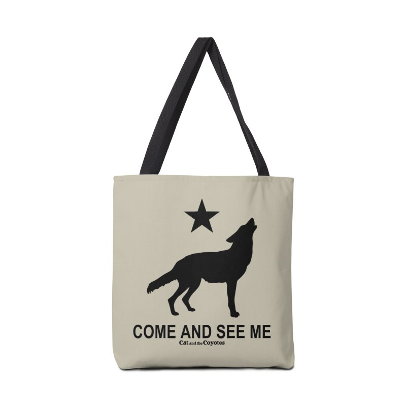 Come and See Me Tee Accessories Tote Bag Bag by Magic Inkwell