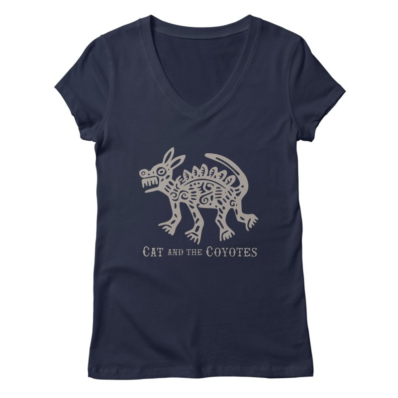 Cat and the Coyotes Coyote Azteca 2nd Colorway   by Magic Inkwell