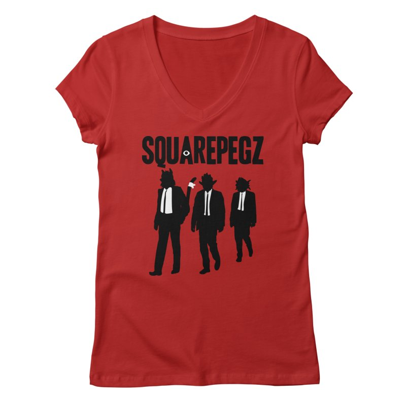 Squarepegz Reservoir Pegz Tee   by Magic Inkwell