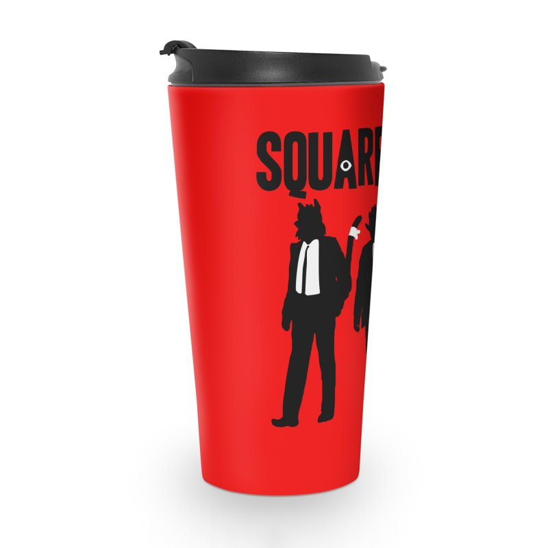 Squarepegz Reservoir Pegz Tee Accessories Travel Mug by Magic Inkwell