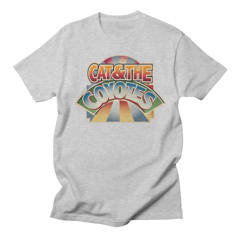 Traveling Coyotes Women's Regular Unisex T-Shirt by Magic Inkwell