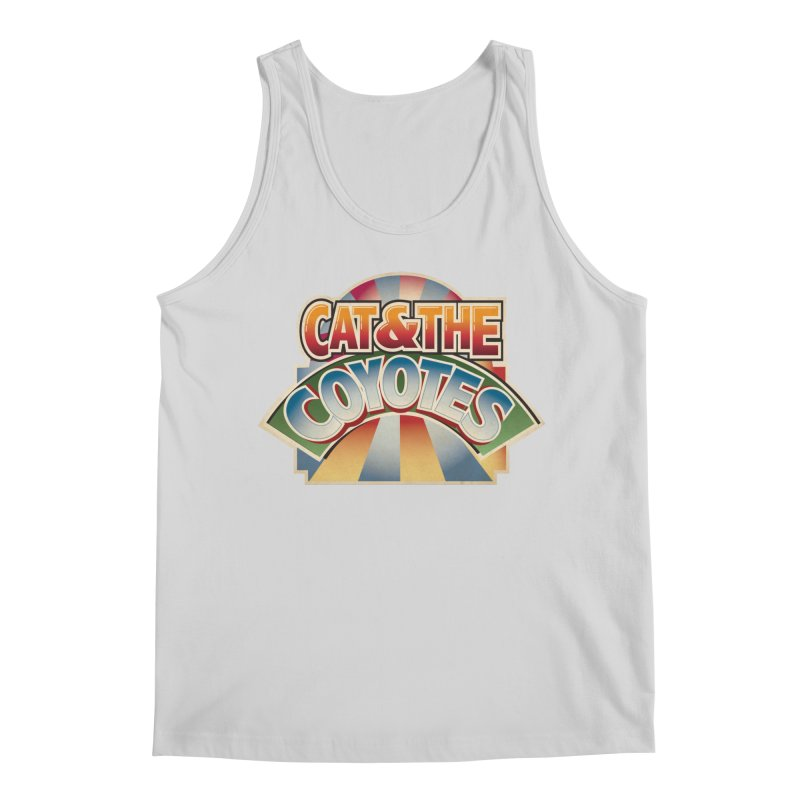 Traveling Coyotes Men's Regular Tank by Magic Inkwell