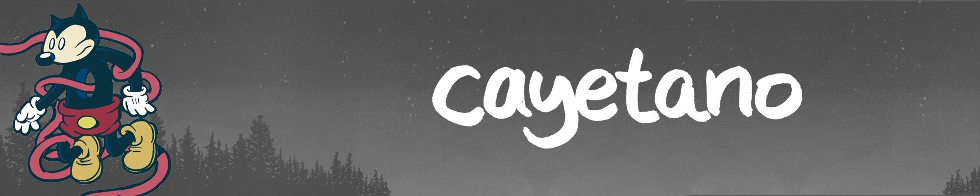 Cayetano Cover