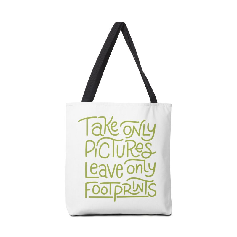 Nature Rules Accessories Tote Bag Bag by Ceindydoodles's Artist Shop