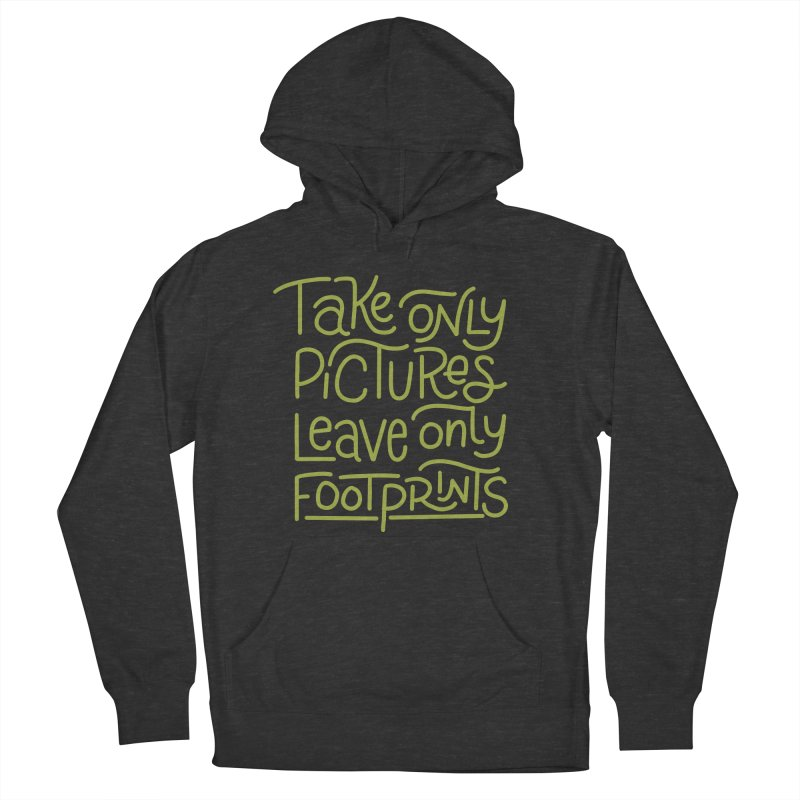 Nature Rules Women's French Terry Pullover Hoody by Ceindydoodles's Artist Shop