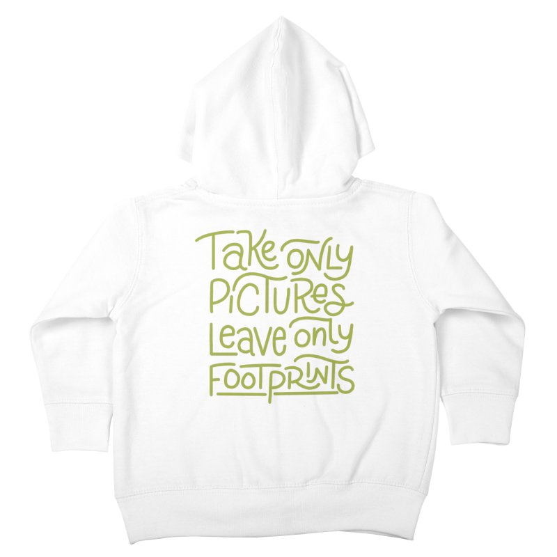 Nature Rules Kids Toddler Zip-Up Hoody by Ceindydoodles's Artist Shop