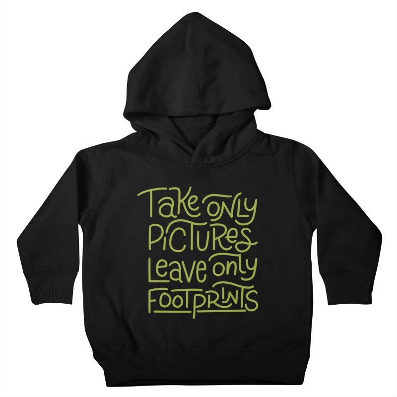 Nature Rules Kids Toddler Pullover Hoody by Ceindydoodles's Artist Shop