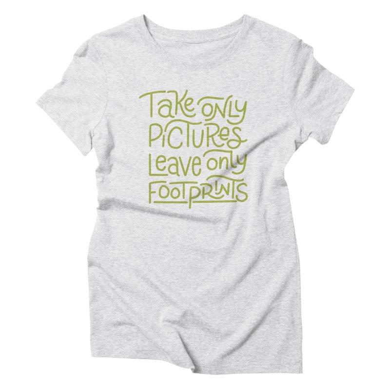 Nature Rules Women's T-Shirt by Ceindydoodles's Artist Shop