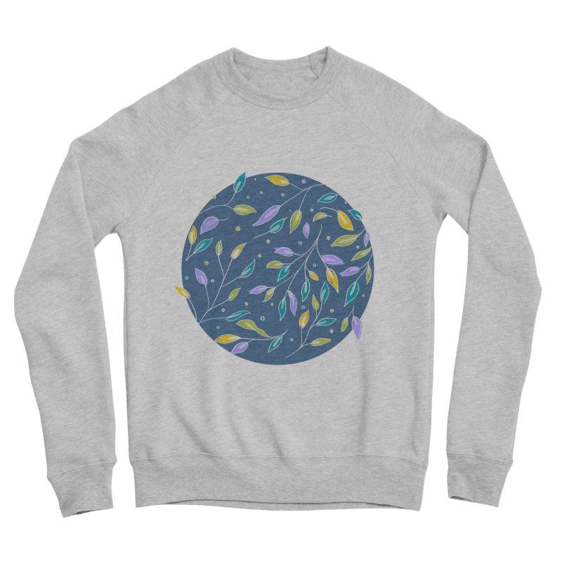 Leaves are Pretty, too Women's Sponge Fleece Sweatshirt by Ceindydoodles's Artist Shop