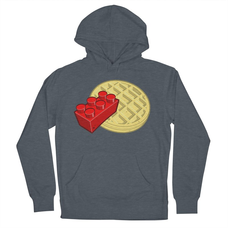Lego My Eggo Women's French Terry Pullover Hoody by ChadTownsend's Artist Shop