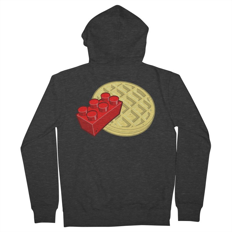 Lego My Eggo Women's Zip-Up Hoody by ChadTownsend's Artist Shop