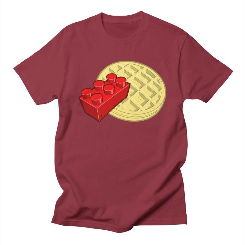 Lego My Eggo Women's Regular Unisex T-Shirt by ChadTownsend's Artist Shop