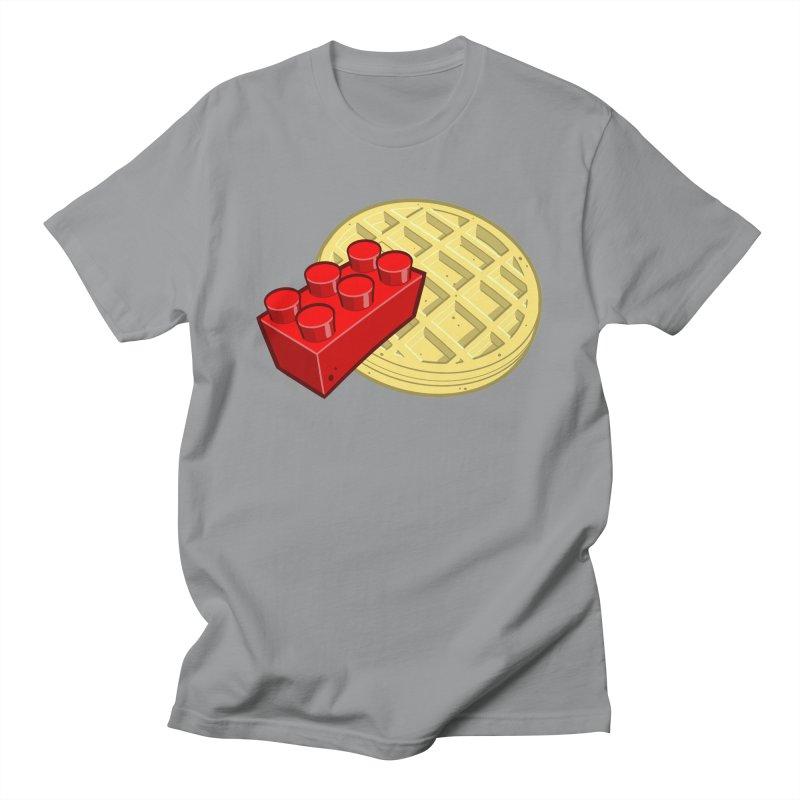 Lego My Eggo Men's Regular T-Shirt by ChadTownsend's Artist Shop