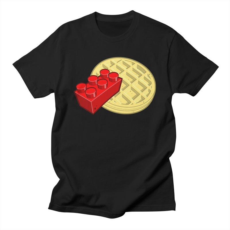 Lego My Eggo Women's Unisex T-Shirt by ChadTownsend's Artist Shop