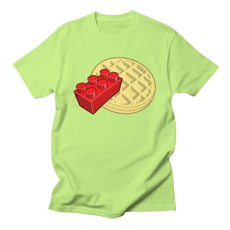 Lego My Eggo Men's T-shirt by ChadTownsend's Artist Shop