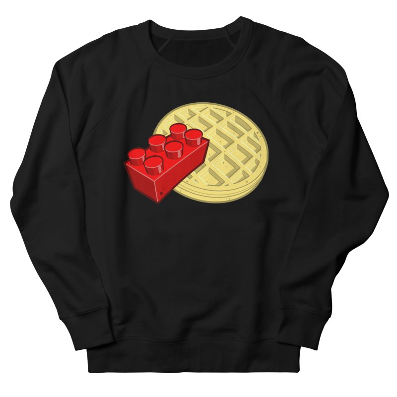 Lego My Eggo Women's Sweatshirt by ChadTownsend's Artist Shop