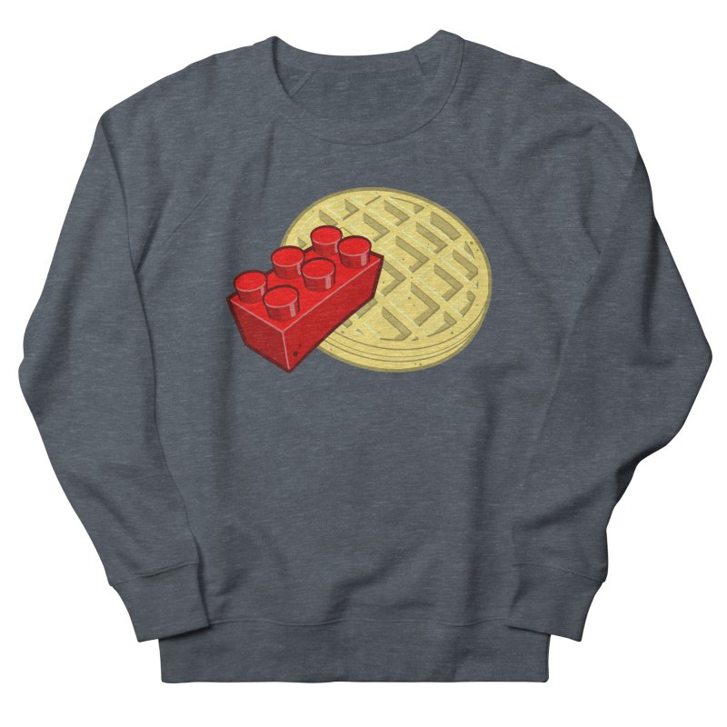 Lego My Eggo Men's Sweatshirt by ChadTownsend's Artist Shop