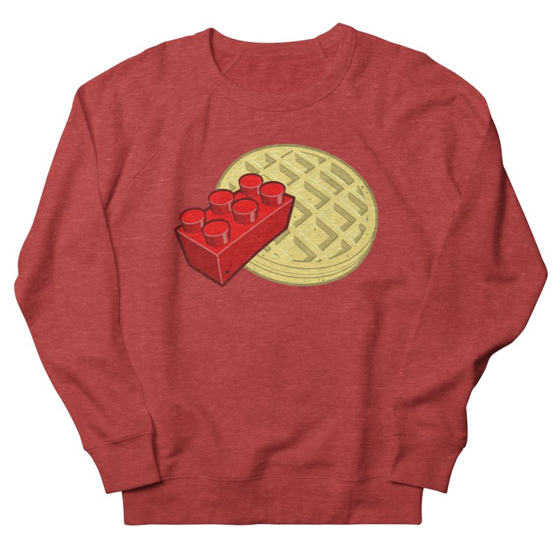 Lego My Eggo Men's Sweatshirt by ChadTownsend's Artist Shop