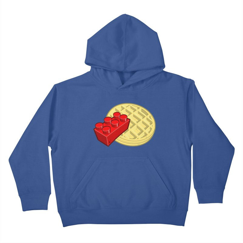 Lego My Eggo Kids Pullover Hoody by ChadTownsend's Artist Shop