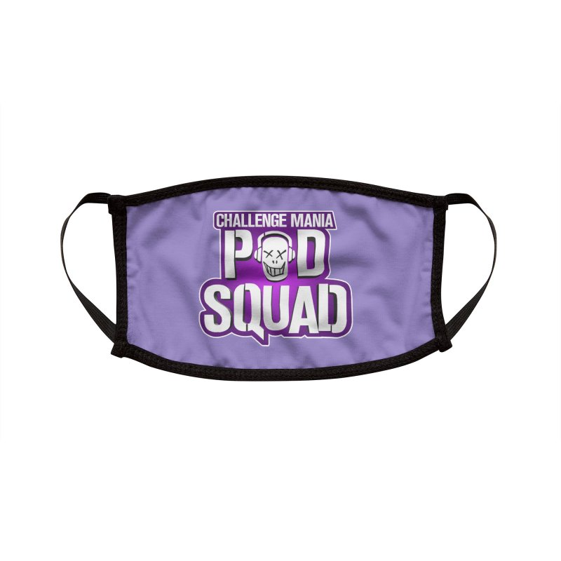 Pod Squad Accessories Face Mask by Challenge Mania Shop