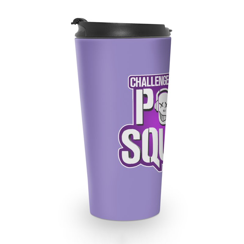Pod Squad Accessories Travel Mug by Challenge Mania Shop